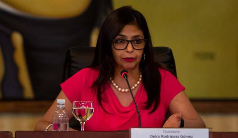 """presidencia de Mercosur Venezuela: Venezuela dice que no permitirá que """"tomen por asalto"""" la presidencia de Mercosur"""