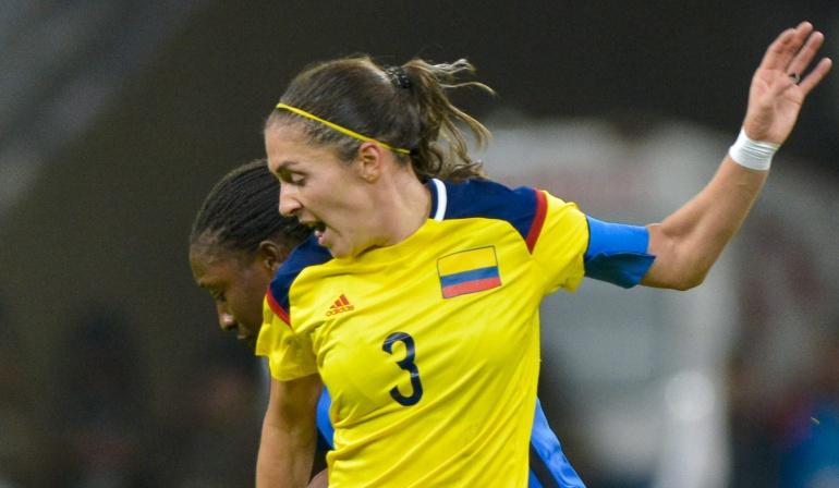 Selección Colombia femenina Río 2016: Colombia se aleja del sueño olímpico tras caer ante Nueva Zelanda