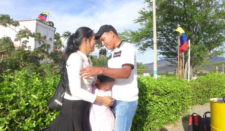 Autoridades trabajarán en reapertura frontera Colombia y Venezuela