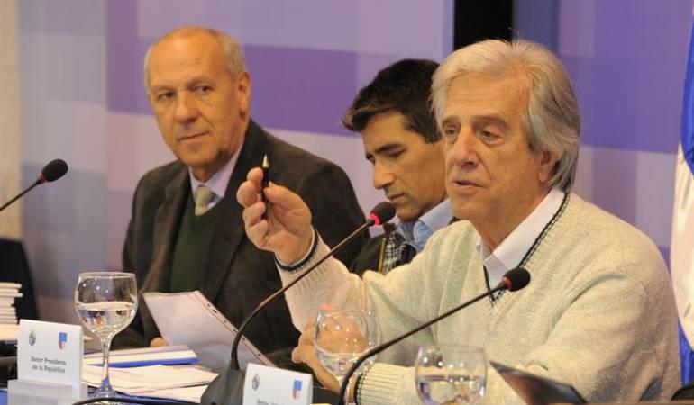 Situación de Mercosur: Vázquez dice que situación del Mercosur es preocupante