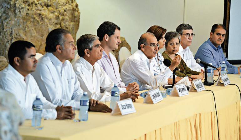 Gobierno colombiano y FARC buscan garantías para la oposición en el posconflicto