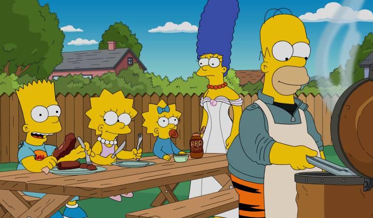 """Los Simpson llegarán a su capítulo 600 el 16 de octubre: """"Los Simpson"""" transmitirán su primer episodio de una hora"""