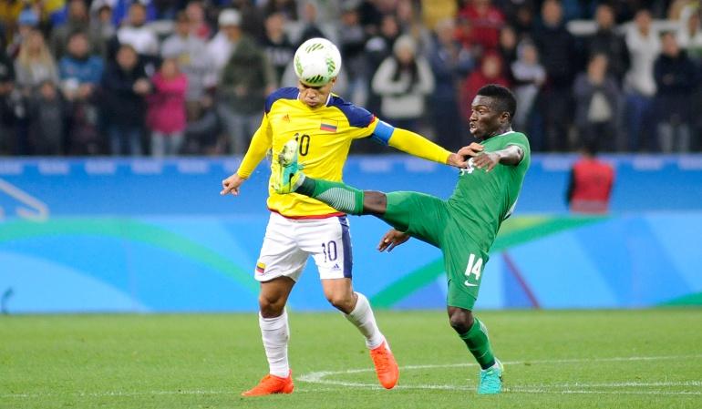Selección Colombia Sub-23: Colombia hace historia y clasifica a los cuartos de final de Río 2016