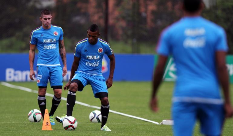 Selección Colombia Juegos Olímpicos: Juan Sebastián Quintero reforzará a la Selección Olímpica