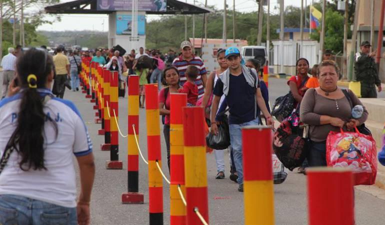 Reabren frontera Colombia Venezuela: El cierre fronterizo causó inflación, escasez y caída de ventas en Venezuela