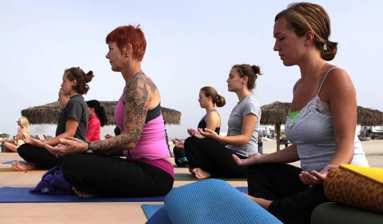 Los mejores lugares de Bogotá para hacer yoga: Los mejores parques de Bogotá para practicar yoga