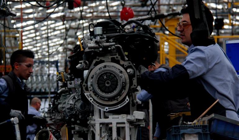 Crecimiento económico en agosto: Producción industrial y ventas crecen 4,4%: ANDI
