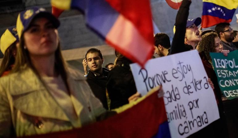 Libertad de prensa en Venezuela: Corresponsales de medios colombianos están detenidos en Venezuela