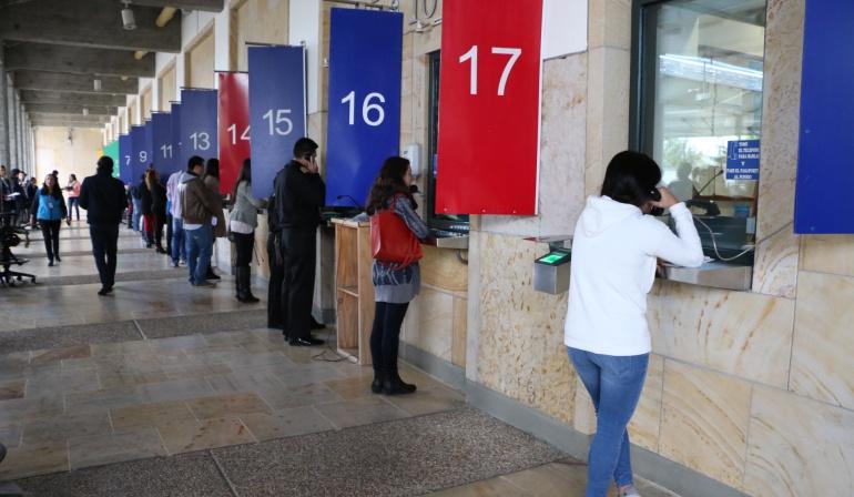Colombianos pensionados por embajadas: Dos colombianos deberán recibir pensiones de las embajadas de EEUU y Líbano