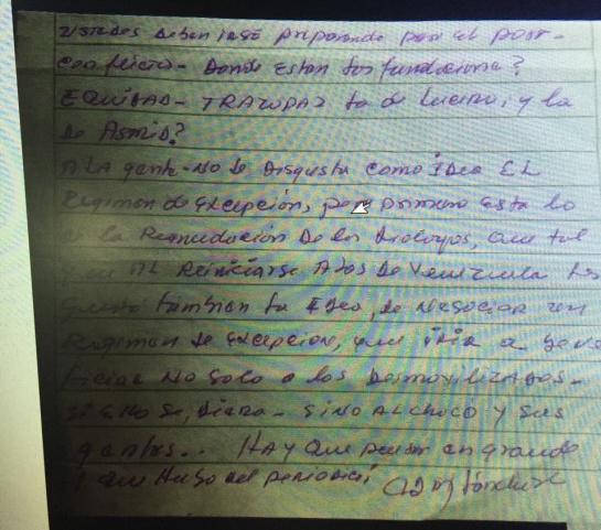 Secuestros del ELN: Caracol Radio revela en exclusiva las cartas de Odín Sánchez desde el cautiverio
