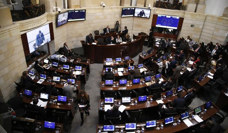 Caso Pretelt en el Congreso: Aplazan para el martes la discusión sobre el futuro de Pretelt