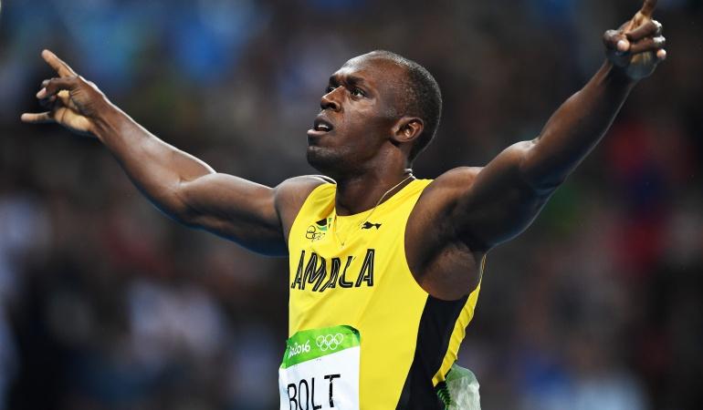 Usain Bolt octavo oro olímpico: Bolt se impone en los 200 metros y extiende su leyenda con su octavo oro