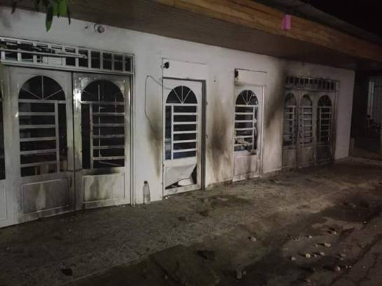 Disturbios Caquetá contra firma petrolera: Toque de queda en Paujíl, Caquetá, por disturbios