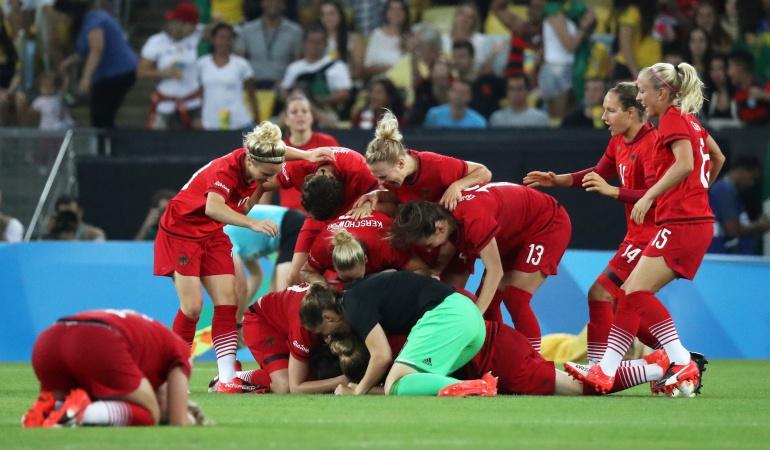 Alemania campeón fútbol femenino Juegos Olímpicos: Alemania, nuevo campeón del fútbol femenino olímpico