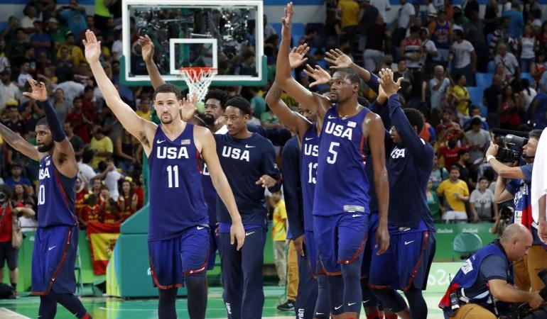 Serbia Estados Unidos Juegos Olímpicos: Serbia y Estados Unidos reeditan la final del Mundial 2014 en Río 2016