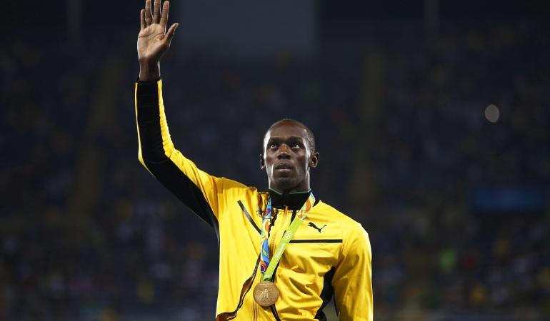 Noveno oro Usain Bolt triple triple Juegos Olímpicos: Nueve de nueve: Usain Bolt conquistó su noveno Oro y logró el 'triple - triple'