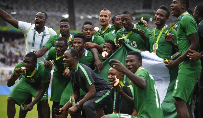 Nigeria Honduras: Obi Mikel y Sadig Umar dan el bronce a Nigeria a costa de Honduras