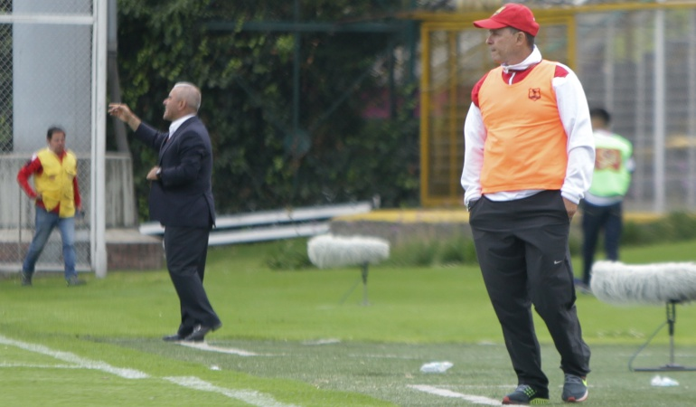 Rionegro confirma la salida de Pedro Sarmiento