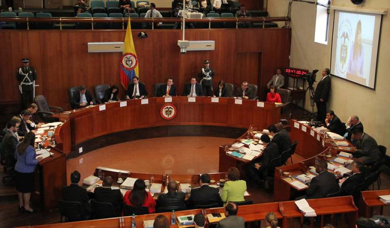 reformas a la justicia: Dura respuesta de la Corte Constitucional al Congreso por reformas a la justicia
