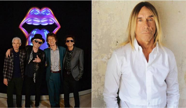 The Rolling Stones e Iggy Pop: Documentales sobre Rolling Stones e Iggy Pop se verán en el festival de Miami
