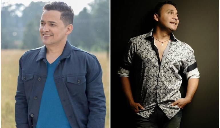 Jorge Celedón y Jean Carlos Centeno se presentan este 2 de septiembre en Bogotá.