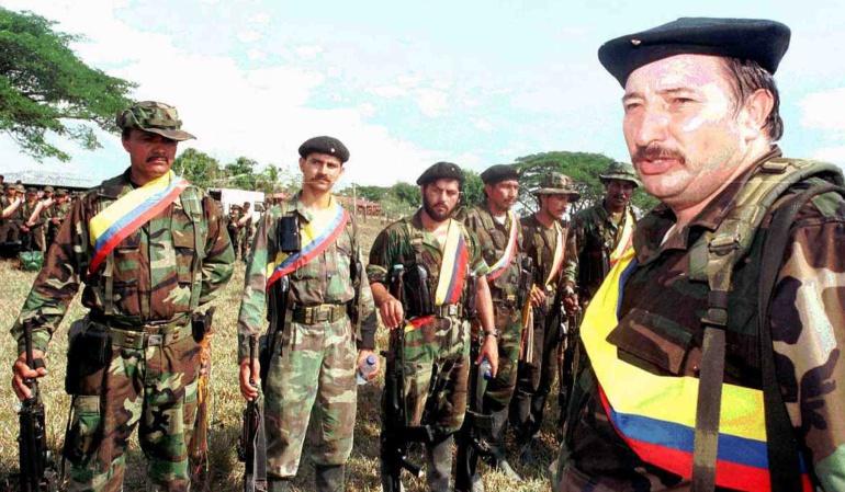 Fin de la guerra con las Farc: Cómo nació la guerrilla de las Farc
