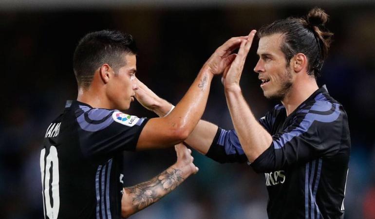 Hay casi cero posibilidades de fichar a James: Director deportivo de Juventus
