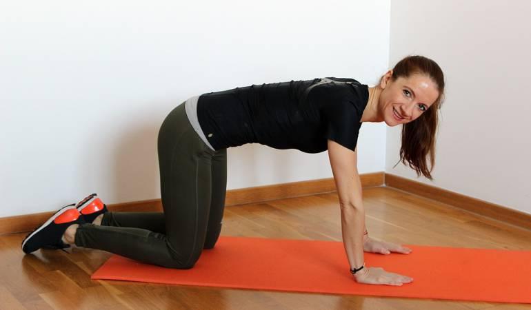 Ejercicios para aumentar la cola: [Videos] Ejercicios en casa para aumentar los glúteos