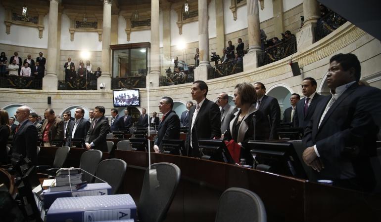 Reforma al equiilibrio de poderes: Aceptan estudiar demanda contra reforma de equilibrio de poderes