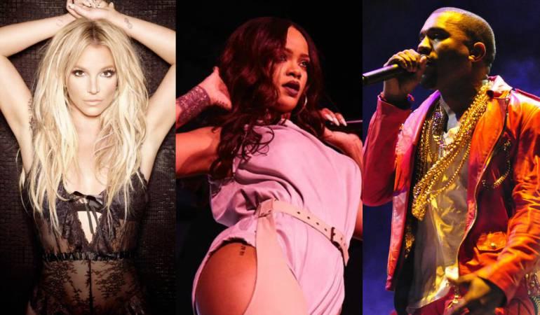 premios MTV: Britney Spears, Rihanna y Kanye West entre los más esperados de los premios MTV