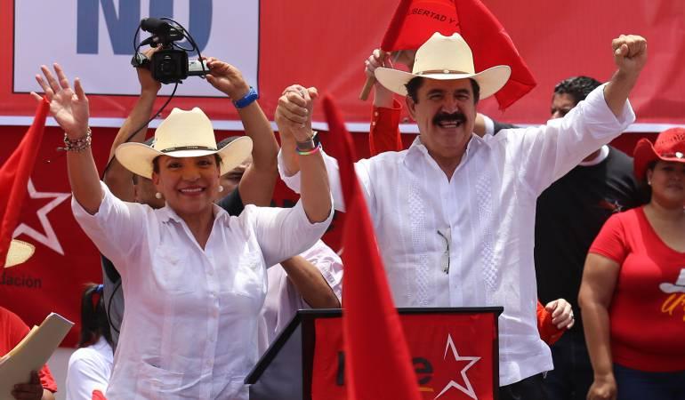 Honduras, elecciones Xiomara Castro: Esposa de Zelaya anuncia oficialmente que buscará la Presidencia de Honduras