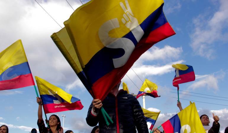 Cese bilateral al fuego: La fiesta nacional