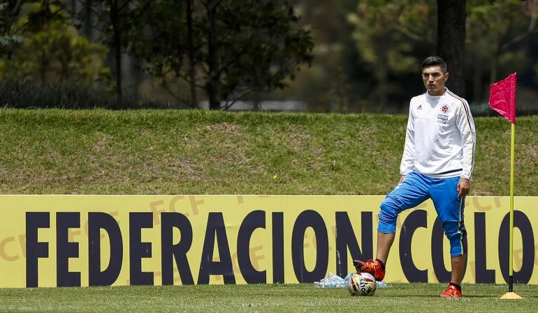 Daniel Torres Selección Colombia: La Selección era una meta, tuve paciencia y llegó la oportunidad: Torres