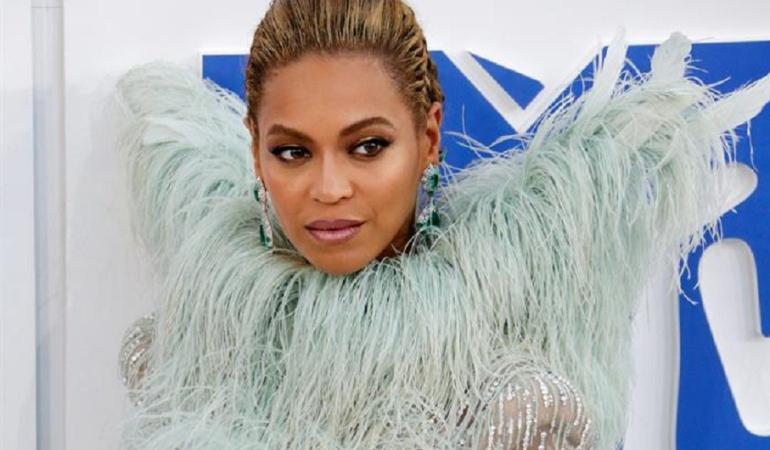 Beyoncé partía como una de las favoritas en la ceremonia de los VMAs.