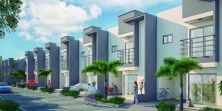 HMM construye en los barrios Vencia y La Bucaramanga
