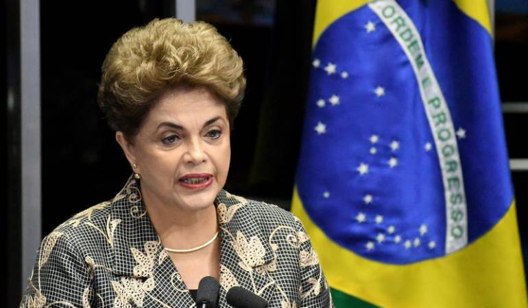 """Destitución Dilma Rousseff: Rousseff dice que se ha consumado un """"golpe de Estado"""" en Brasil"""