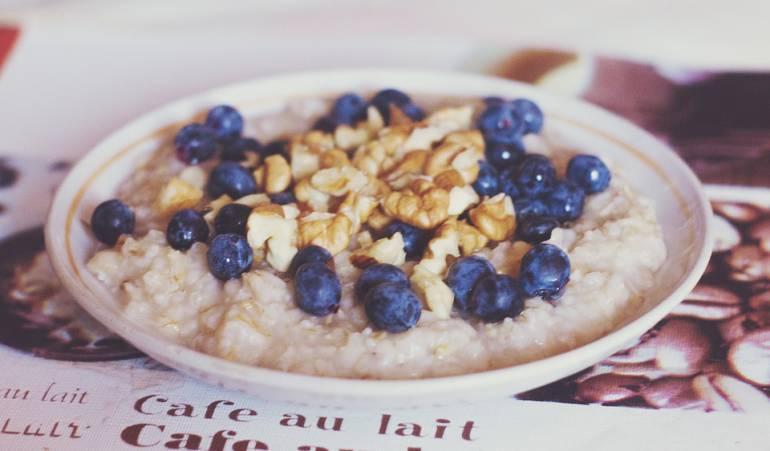 Desayunos hechos con avena: Avena perfecta para un desayuno saludable