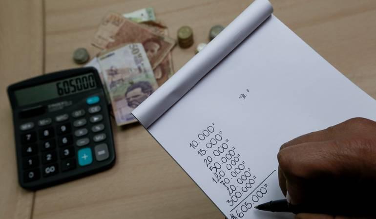 Deuda externa Colombia: La deuda externa de Colombia alcanzó los US$ 115,966 millones