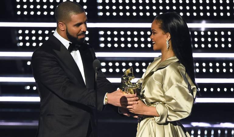 Drake le declaró su amor a Rihanna en los MTV VMA's que se llevaron a cabo el pasado 28 de agosto.