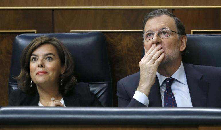Congreso español rechaza de nuevo reelección de Rajoy como jefe del Gobierno