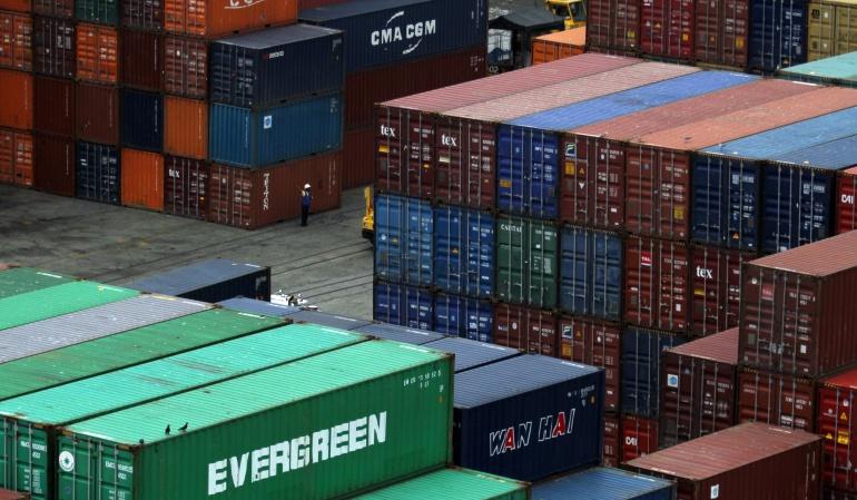 Las exportaciones colombianas en julio cayeron un 27.3%: DANE