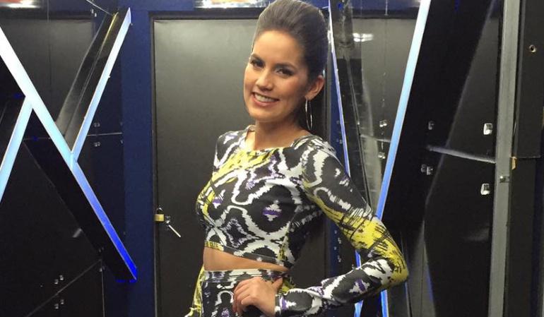 Linda Palma salta de La Voz a Show Caracol como presentadora de farándula: Linda Palma: de 'La Voz' y 'A otro nivel' a Show Caracol