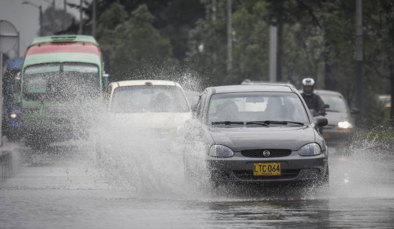 Temporada de lluvias en Colombia: Aumenta probabilidad de lluvias por onda tropical, advierte el Ideam