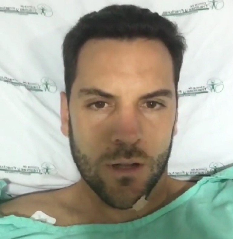 Sebastián Viera: Sebastián Viera fue dado de alta y podrá jugar la Sudamericana