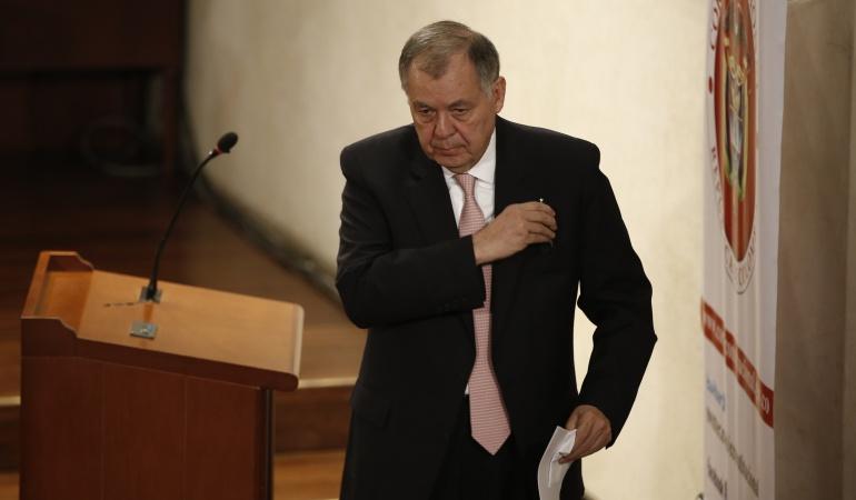 Procurador demanda ante el Consejo de Estado directiva presidencial para el plebiscito