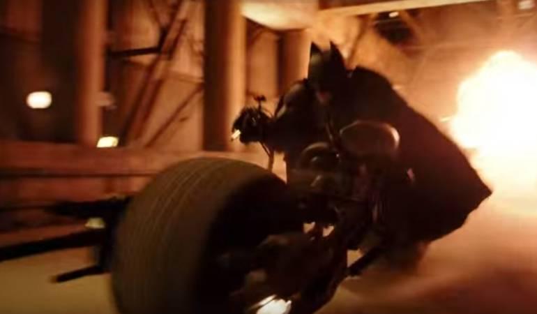 Sale a la venta la moto de Batman: Ya puede comprar la verdadera moto de Batman en 'The Dark Knight'