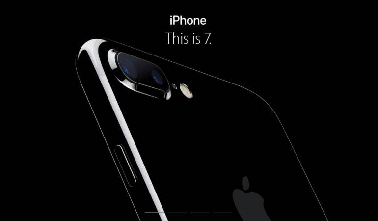 Apple presenta su nievo iPhone 7: Apple presenta su nuevo iPhone 7 con la anhelada resistencia al agua