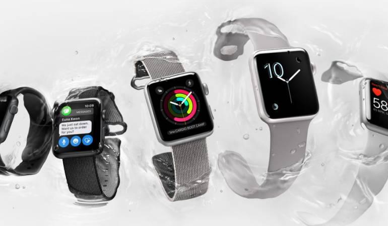 Las novedades del Apple Watch 2: El Apple Watch 2 se posiciona como el mejor reloj inteligente