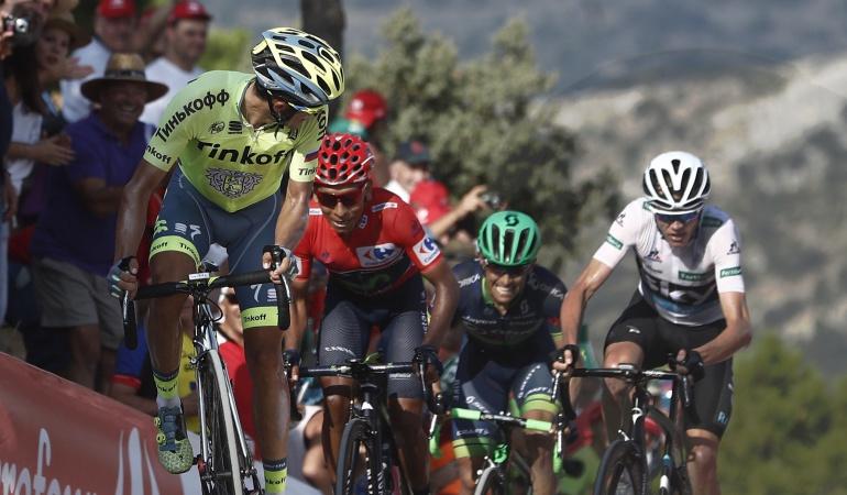 Etapa 18 Vuelta España Nairo Quintana: La etapa 18 será la última jornada de transición hasta Madrid