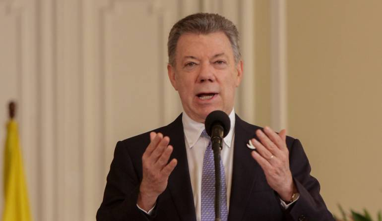 Santos en Ecuador y Costa Rica protección medio ambiente: Santos se reunirá con Ecuador y Costa Rica para protección de reservas ambientales
